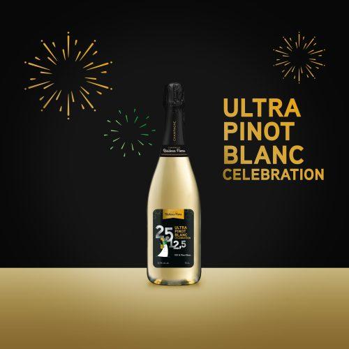 Ultra pinot blanc celebration – 100% pinot blanc